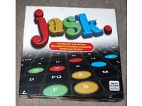Jask A Quick Fire Word and Strategy Family Game