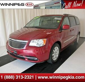 2016 Chrysler Town & Country Touring *Pwr. Sliding Doors, Cruise