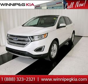 2016 Ford Edge SEL *Navi, DVD, Heated Seats & More!*