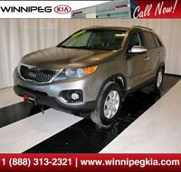 2011 Kia Sorento LX *Save An Extra $1,000 When Financing! O.A.C*