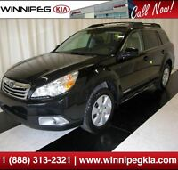 2011 Subaru Outback 2.5i Sport Package *Financed Price $17,906!*