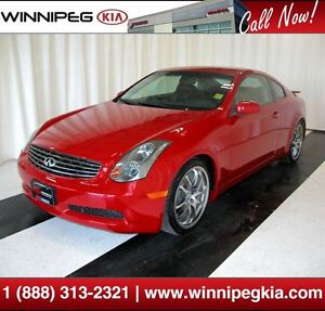 2005 Infiniti G35 *Loaded w/ Sunroof, Leather & More!*