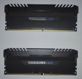 DDR4 32 GB (2x16GB) Speed - 3200 MHz