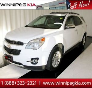 2012 Chevrolet Equinox LTZ *Loaded w/ Leather & Much More!*