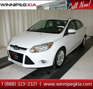 2012 Ford Focus SEL *Heated Seats, Cruise & More!*