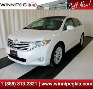 2012 Toyota Venza *Pano. Sunroof! Backup Cam.!*