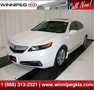 2012 Acura TL *Loaded w/ Heated Seats, Sunroof & More!*