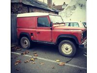 pre 93 Land Rover Defenders wanted!