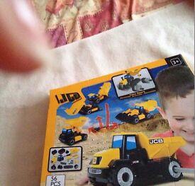 Kids JCB Dumper Truck