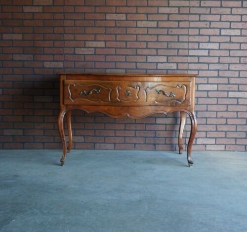 Antique French Provincial Desk ~ Desk ~ Writing Desk ~ Partner Desk