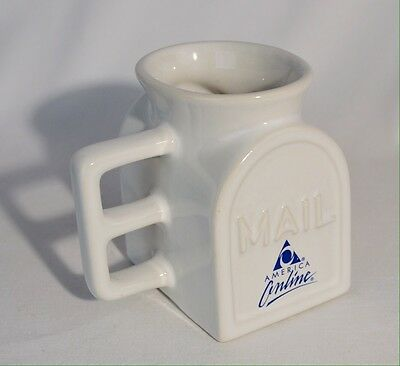 E Mail Aol American Online Mailbox Mug  You Got Mail  Rare