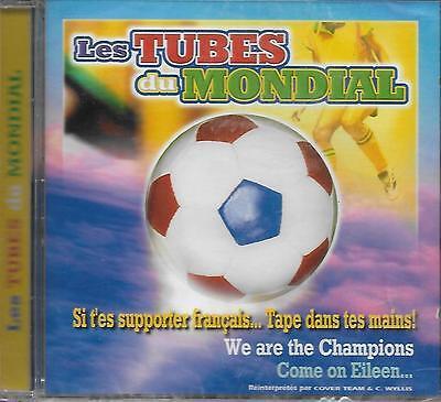 CD Album: Les Tubes Du Mondial: Si t' Es Supporter Français... .La Gagneraie. A4
