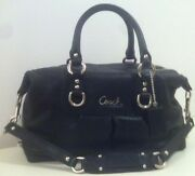 Coach Ashley Leather Satchel Handbags