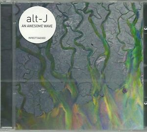 CD (NEU!) . alt-J - An Awesome Wave (2012 mkmbh
