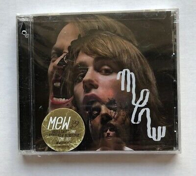 Mew And The Glass Handed Kites Music CD 2006 Sony BMG 1st US Pressing