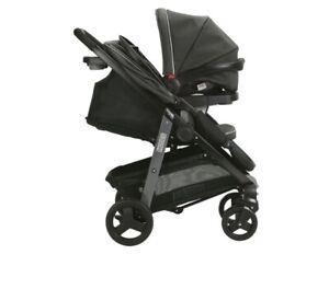 Graco Travel system 3 in 1 click stroller