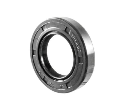 EAI Metric Oil Shaft Seal 30X52X10mm Dust Grease Seal TC Double Lip w/ Spring
