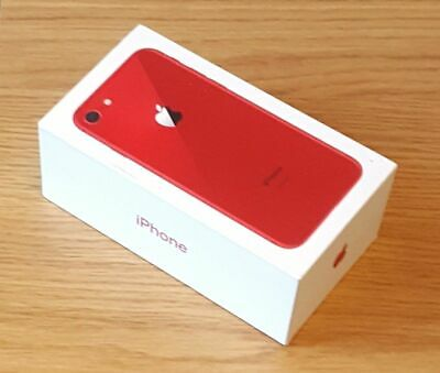 Apple iPhone 8 (PRODUCT)RED - 64GB - (Unlocked)