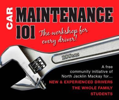 Car Maintenance 101 Evening Mackay 4740 Mackay City Preview