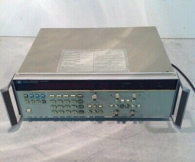 Hp 5335a Universal Counter Hewlett Packard No Options