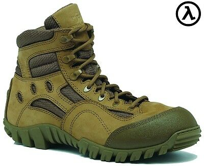 BELLEVILLE TR555 RANGE RUNNER COMBAT HIKER BOOTS * ALL SIZES - R/W 3-14