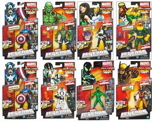 Marvel-Legends-Case-of-8-figures-Build-a-Figure-Arnim-Zola-wave-series-2-set-moc