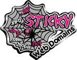 Sticky Web Domains MARKET PLACE