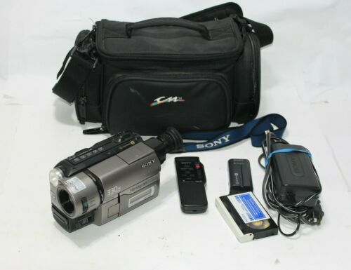 Sony CCD-TRV43 Handycam Hi8 NTSC Camcorder USED, Fully Operational - $199.99
