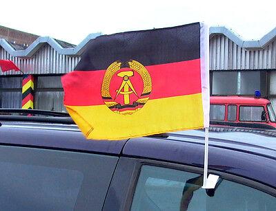Autofahne  DDR