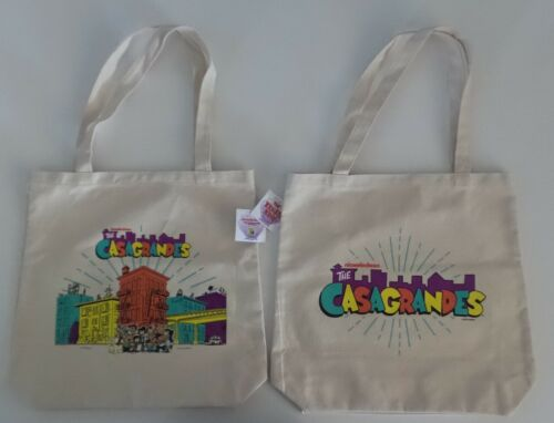 San Diego Comic Con 2019 EXCL The Casagrandes LOUD HOUSE canvas bag