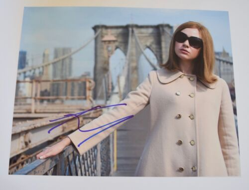 Karen Gillan Signed Autograph 11x14 Photo Doctor Who Guardians of the Galaxy VD