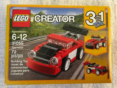 LEGO Creator 3in1: 31055  Red Racer
