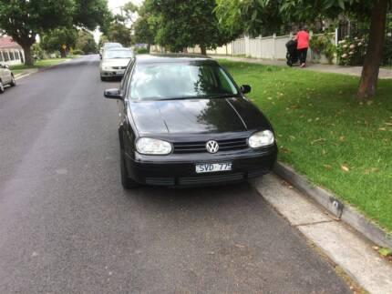 2004 Volkswagen Golf Hatchback Coburg North Moreland Area Preview