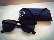 Excellent Condition - Ray-Ban Clubmaster Haymarket Inner Sydney Preview