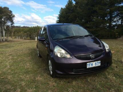 2007 Honda Jazz Hatchback City North Canberra Preview