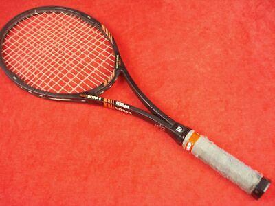 f1d86cbc2 Wilson ULTRA 2 MIDSIZE Tennis Racquets Racket 4 1 2
