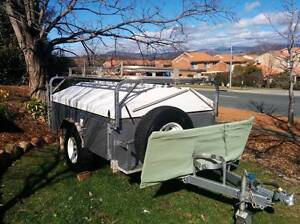 Kanga Camper Trailer - Big Red Deluxe Monash Tuggeranong Preview