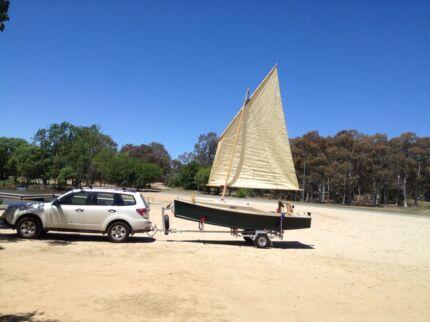 Jim Michalak AF3 trailer sailer