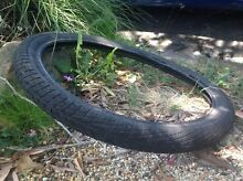 bicycle tyre - came with a fold-up bike I gave away last week Charlestown Lake Macquarie Area Preview