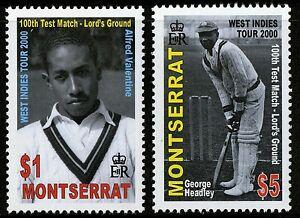 Montserrat-2000-Scott-1000-1001-MNH-Set