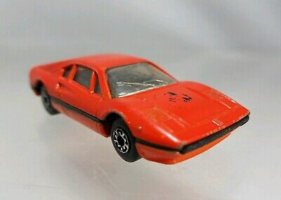 Matchbox Ferrari 308 GTB #70 Red - 1981