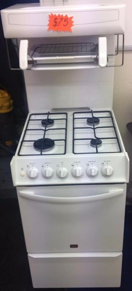 Parkinson Cowan Lyric Freestanding Gas Cooker 163 75