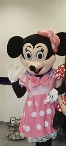 Minnie Mouse costume/perfect for birthday parties