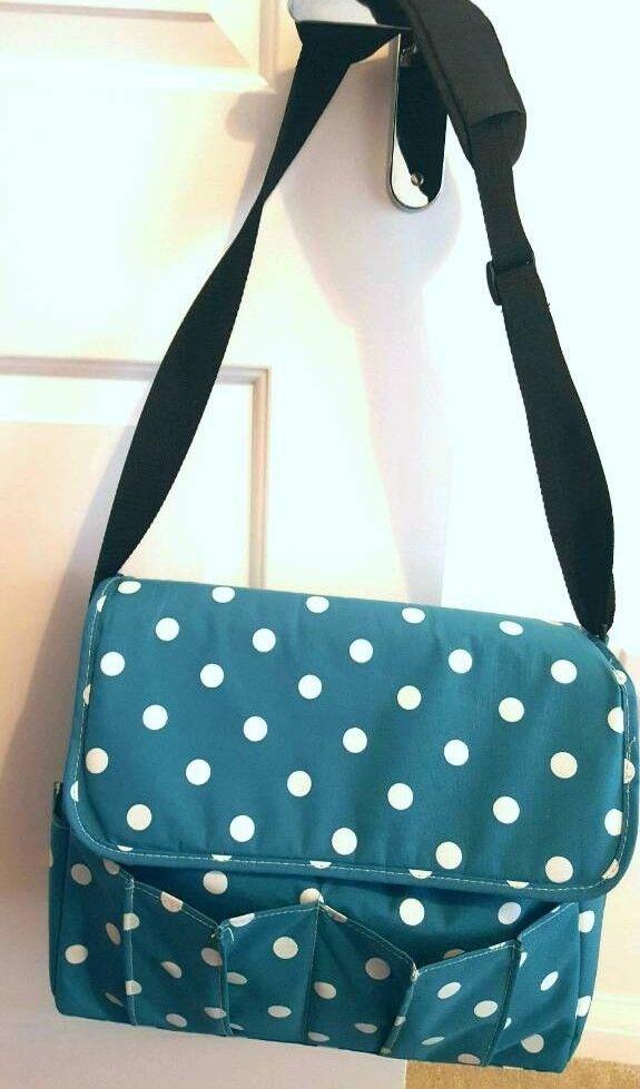 Baby changing bag + nappy changing mat