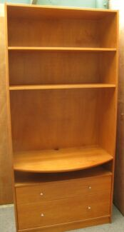 DISPLAY CABINET /TV UNIT - SHELVES & DRAWERS Suit STORAGE, BOOKS Sunnybank Brisbane South West Preview