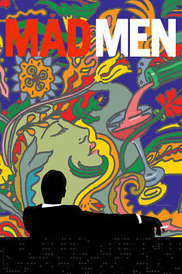Mad Men Promo Poster 24x36 inches - Free Shipping