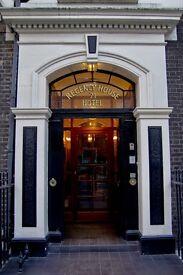 """""""Room & Sightseeing"""" package at Regency House Hotel London"""
