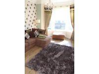 BHS brown rug