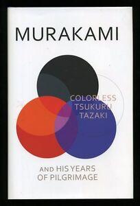 Haruki-Murakami-Colorless-Tsukuru-Tazaki-SIGNED-1st-1st-Ticket