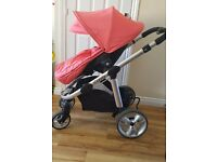 Icandy Apple To Pear pram with extras **reduced**